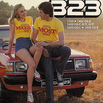South African Mazda brochure by Hugo90