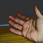 Hand. by tripleigrek