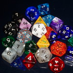 some dices by ruscca
